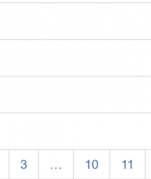 Vue.jsでページネーションをクリックしたらリストのトップへスムースクロールさせる