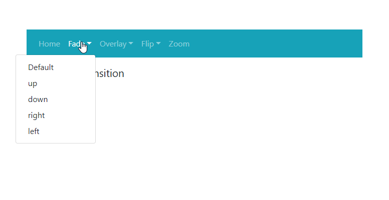 Vue.jsでSPA作成に便利なぺージ遷移用のtransitionライブラリ「vue-page-transition」